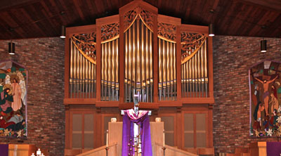 Sanctuary Organ