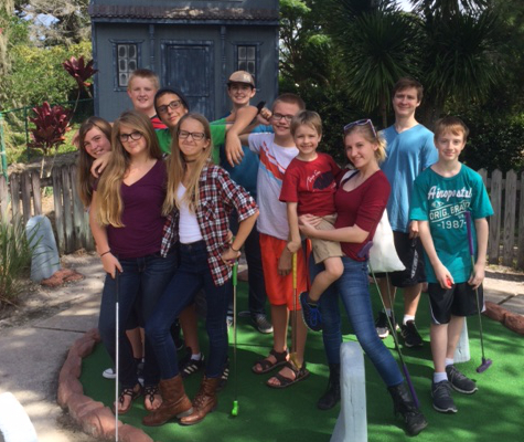 First Congregational youth